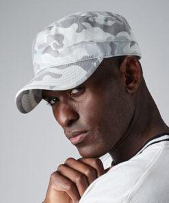 czapka wojskowa camo