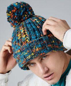 czapka Twister Pom Pom Beanie